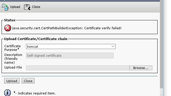 CUCM Uploading CCMAdmin Web GUI Certifi... - Page 4 - Cisco Community