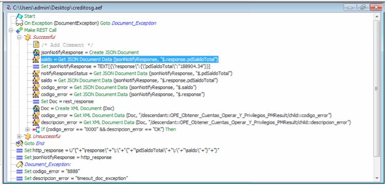 UCCX REST/JSON Parsing Fail - Cisco Community