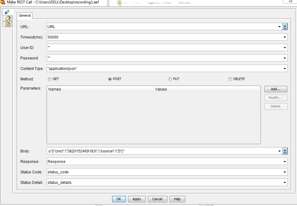 CCX Editor: Parameter not found for P    - Cisco Community