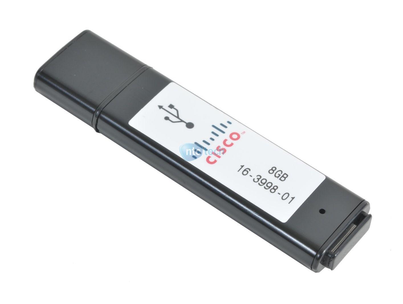 cisco 8gb usb memory stick 16 3998 01 cisco support. Black Bedroom Furniture Sets. Home Design Ideas