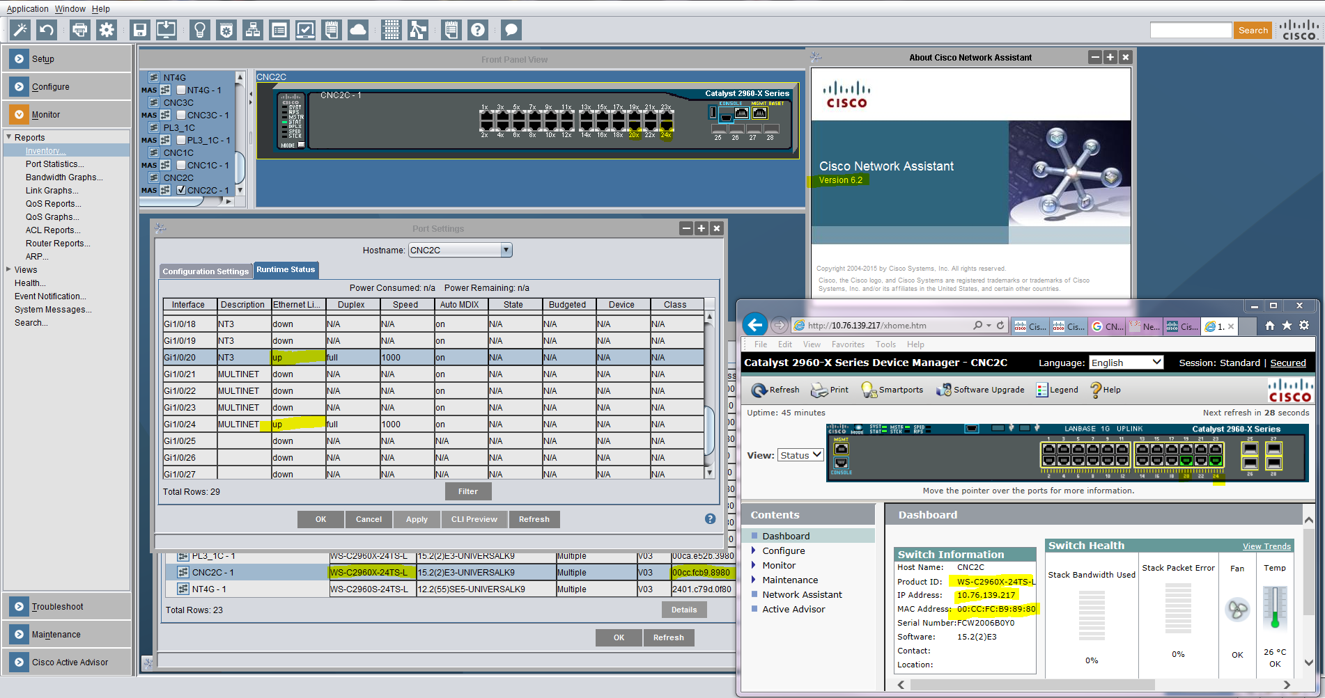 cisco network assistant download 6.2