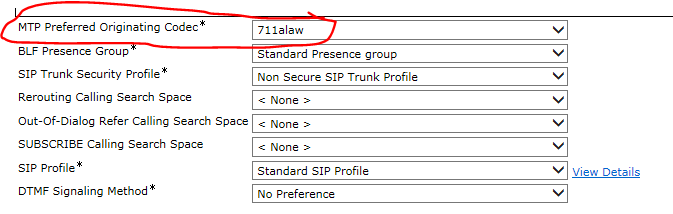 SIP-TRUNKING CONFIG FOR SAUDI ARABIA - Cisco Community