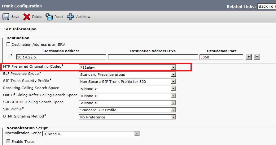Solved: SIP/2 0 403 Forbidden - Outgoing SIP tr    - Cisco