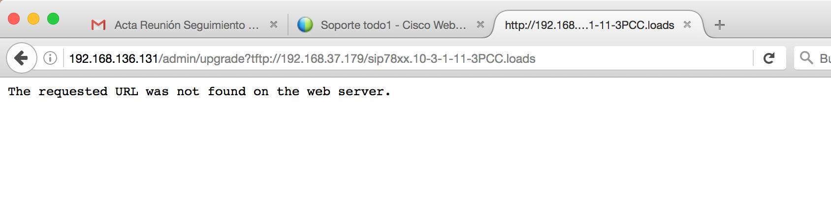 Upgrade cisco phone for 3rd Party Call     - Cisco Community
