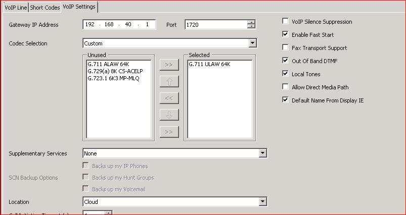 Solved: CME TO AVAYA IP OFFICE h323 - Cisco Community