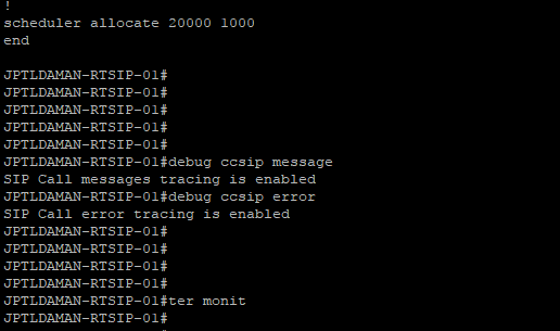 Solved: CUCM_TO_CUBE Trunk Down - Status Reaso    - Cisco