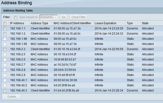 Need help with client identifier & DHCP - Cisco Community