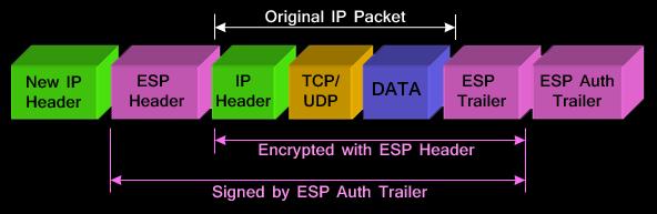 Crypto ipsec transform-set mode transport