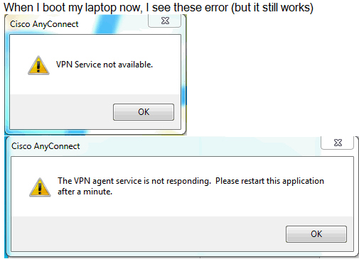 The Vpn Service Is Not Available Exiting Mac