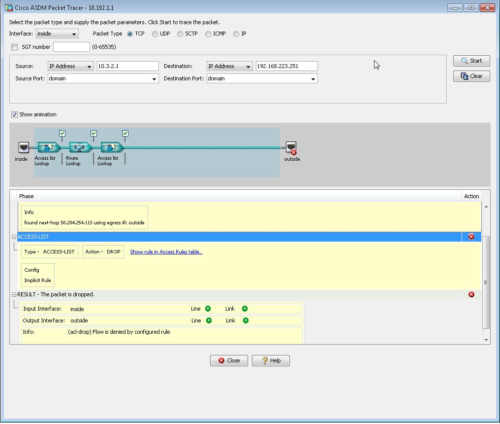 VPN Site to Site Connection ASA 5508X t    - Cisco Community