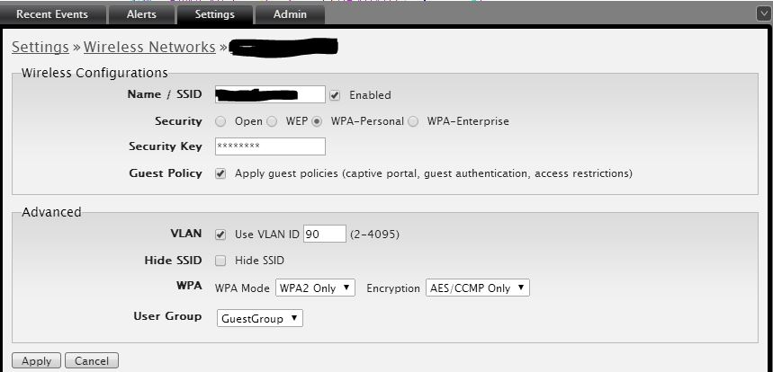 Solved: Guest Vlan on umnaged network - Cisco Community