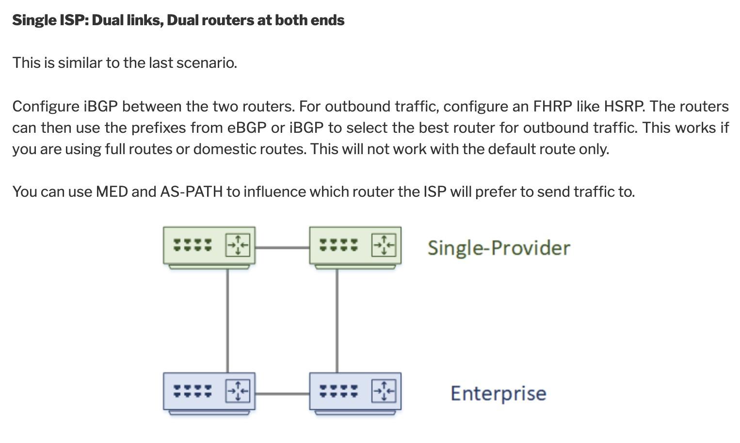 Cisco Stackwise Virtual Configuration