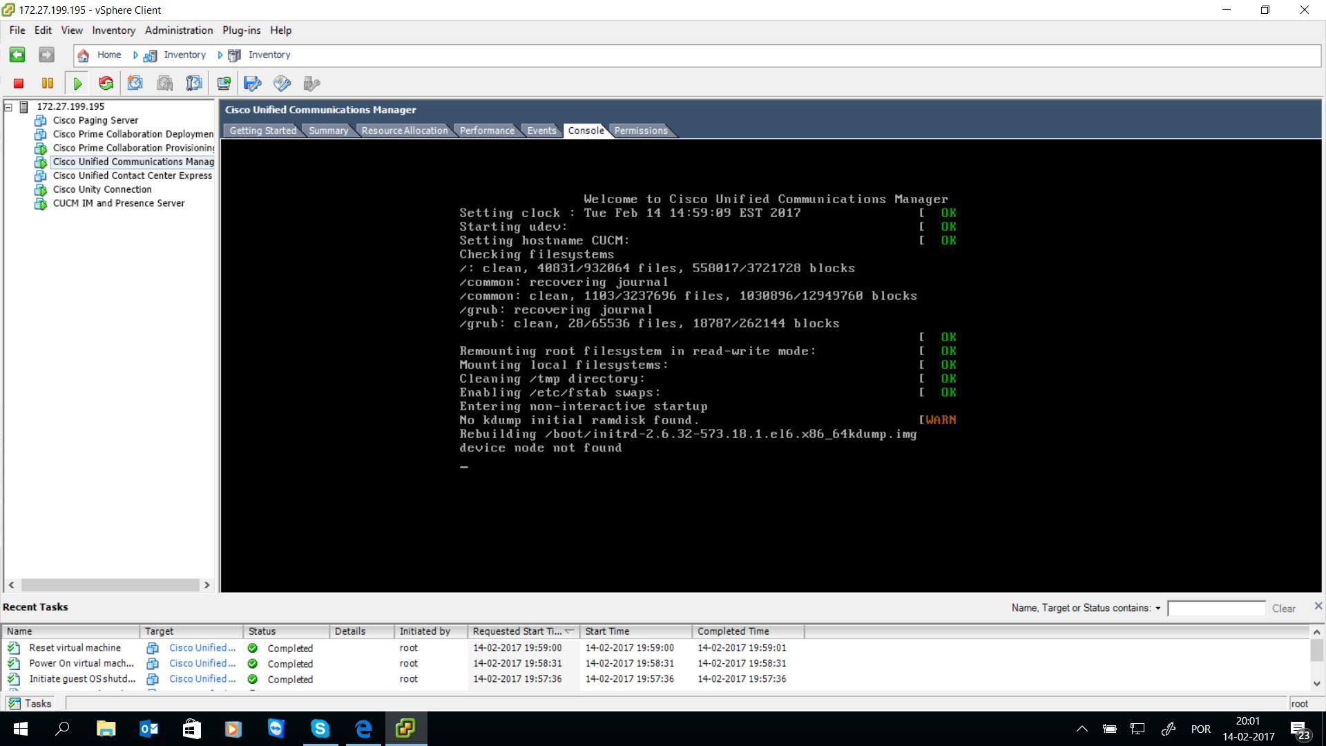 BE 6K M pre configured option Proble    - Cisco Community