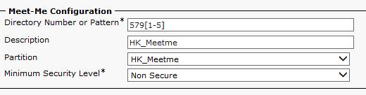 Solved: meet-me number via CUCM 7 1 5 - Cisco Community