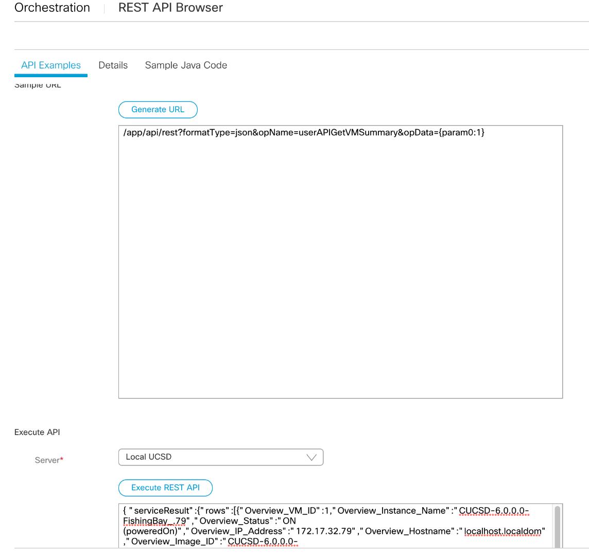 UCSD - HTTP(s) Get VM Details / JSON pa    - Cisco Community