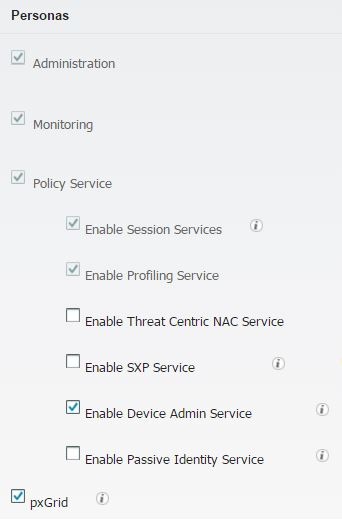 Solved: AAA - ACS-Tacacs+ in ISE 2 1 configurat    - Cisco