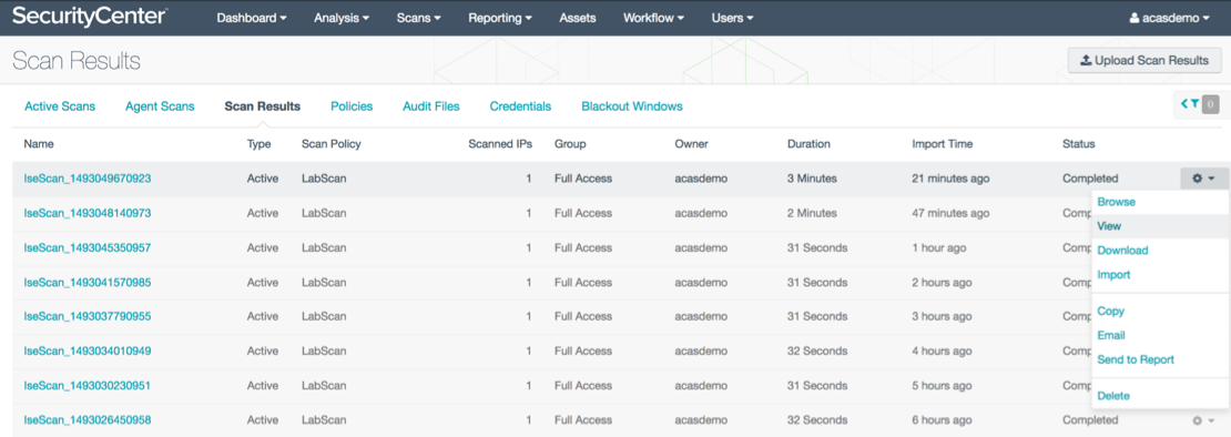 Cisco TC-NAC with ISE and Tenable Secur    - Cisco Community