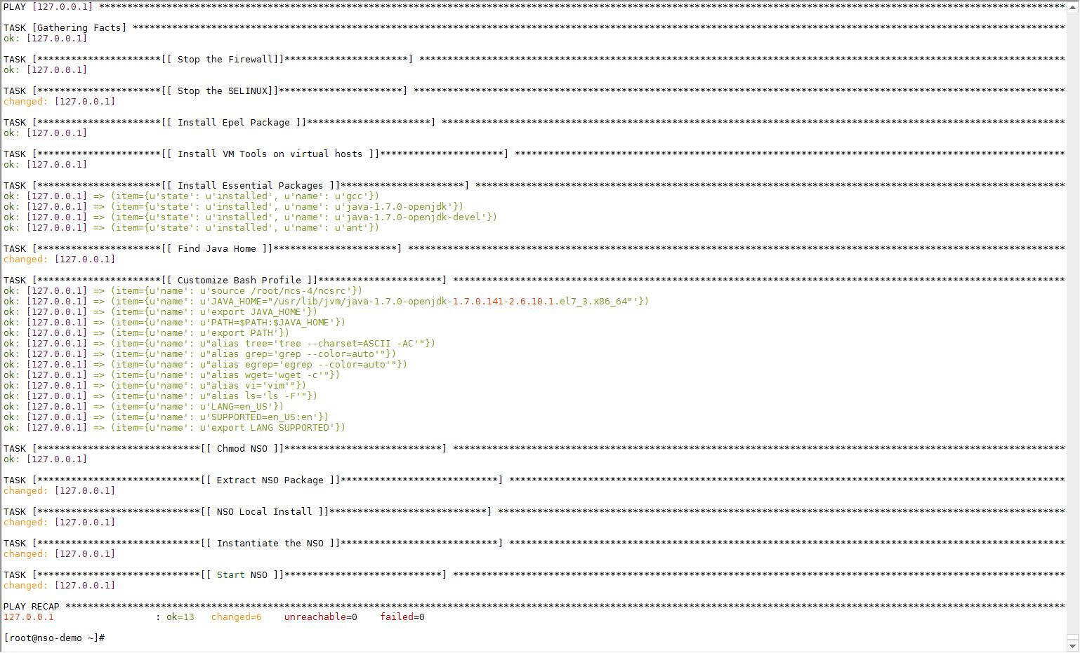Automate NSO Installation Using Ansible - Cisco Community