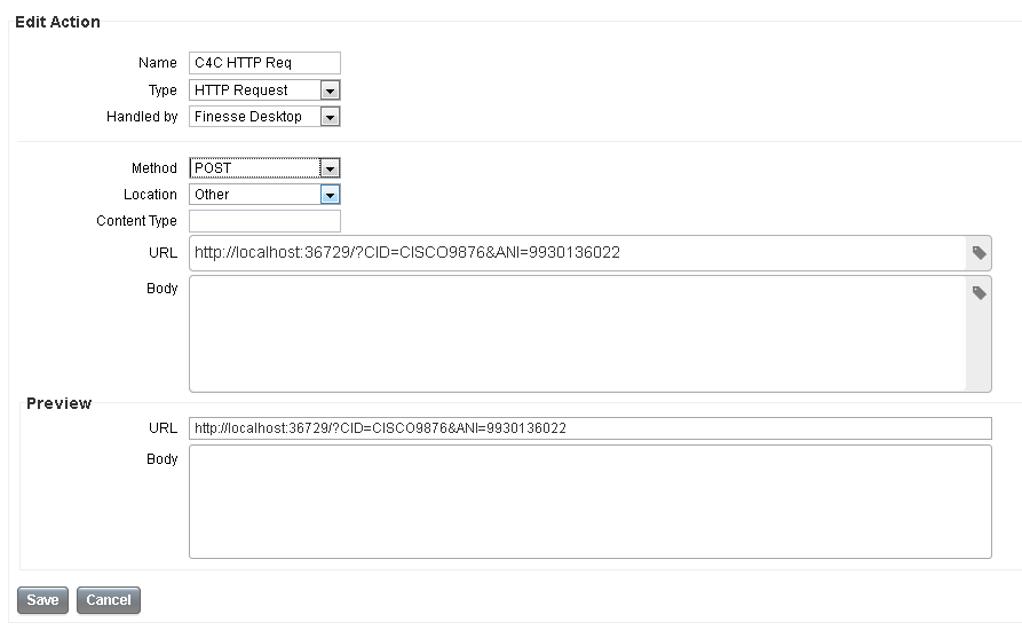 HTTP request from Finesse desktop - Cisco Community