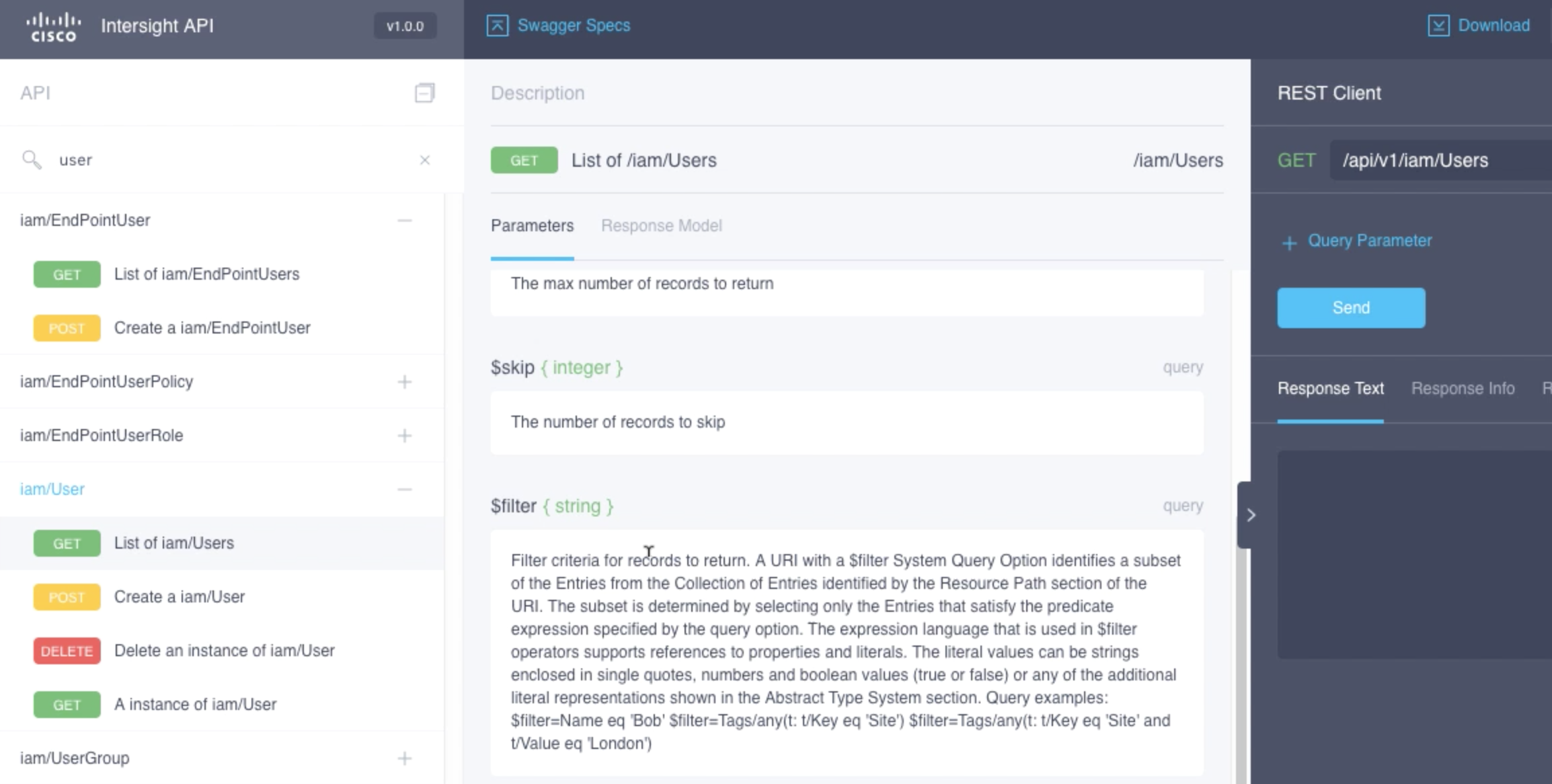 Intersight API Overview - Cisco Community