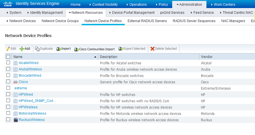 ISE 2 4 Posture using SNMP COA with ext    - Cisco Community