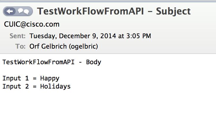 UCSD Call a Workflow via API - Cisco Community