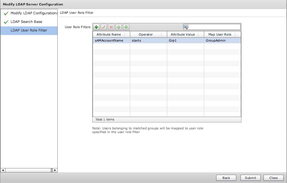 LDAP User Role Filter explained - Cisco Community