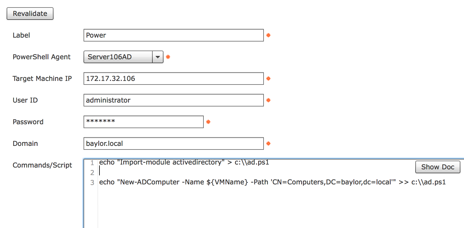 UCSD Powershell example to Create AD Co    - Cisco Community