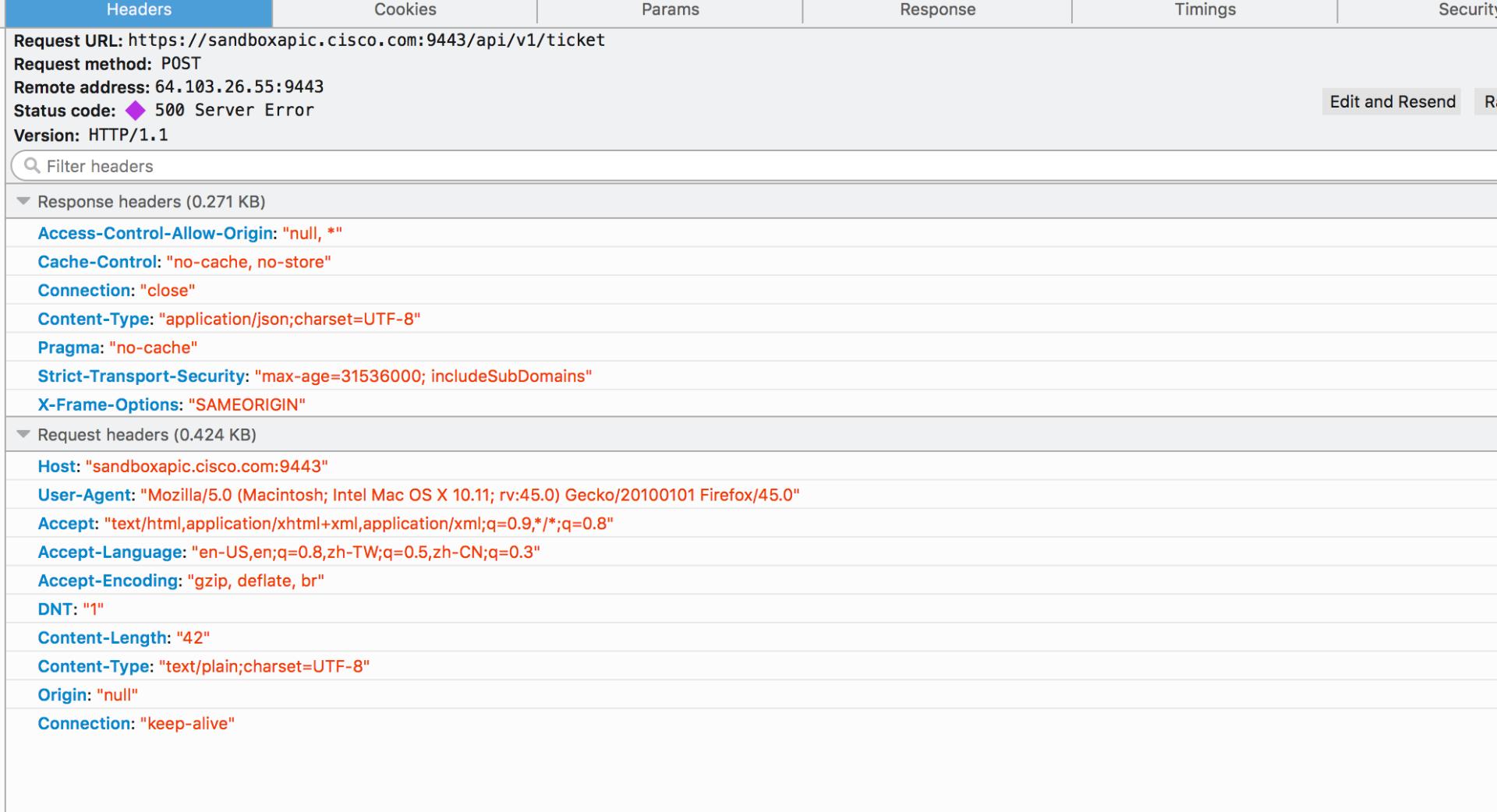APIC-EM API using javascript - Cisco Community