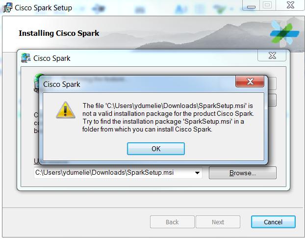 install spark on windows