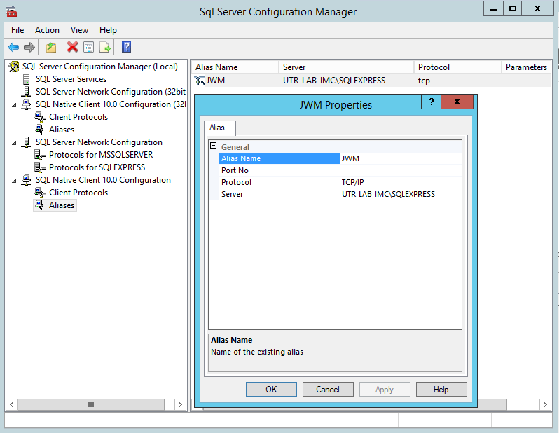 Solved: MS SQL Server ODBC Connection in Cisco     - Cisco Community