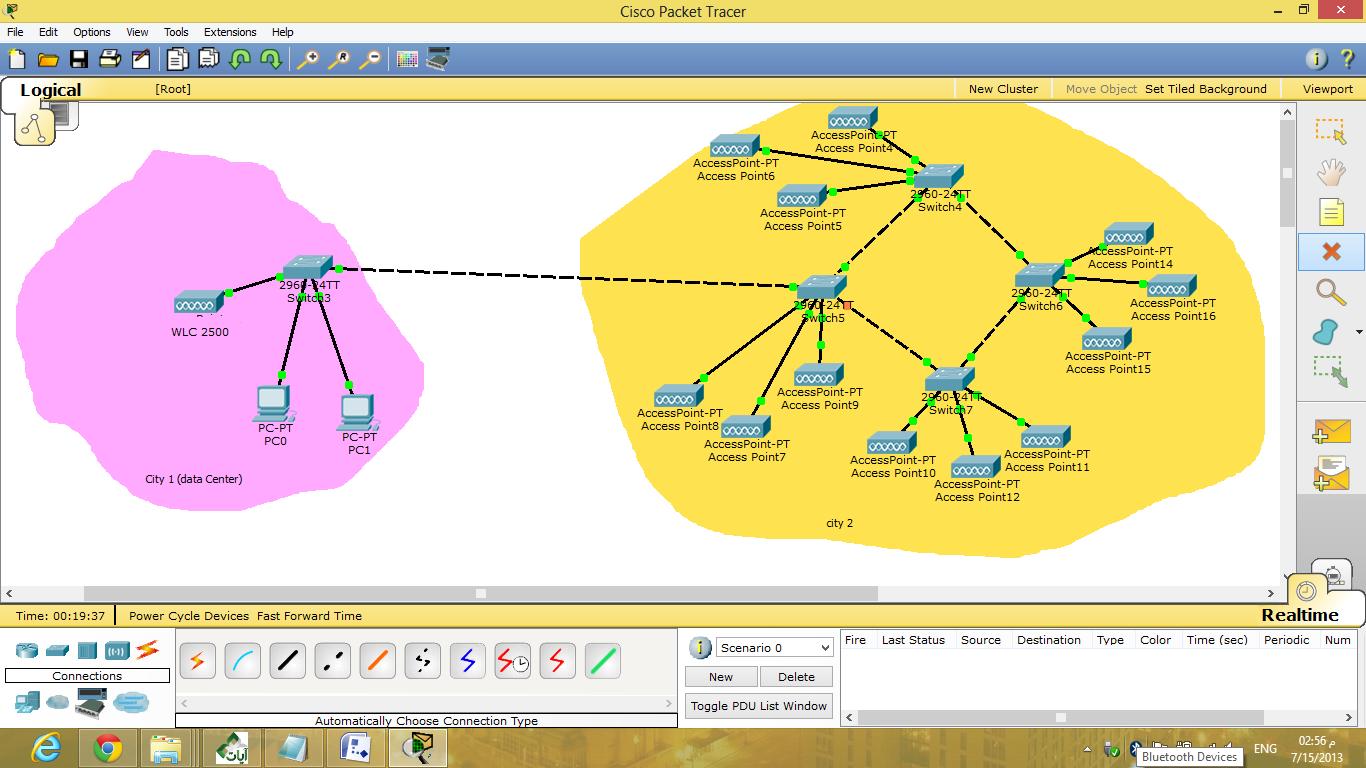 Basic questions of configuration Cisco Aironet 1250 - eehelp com