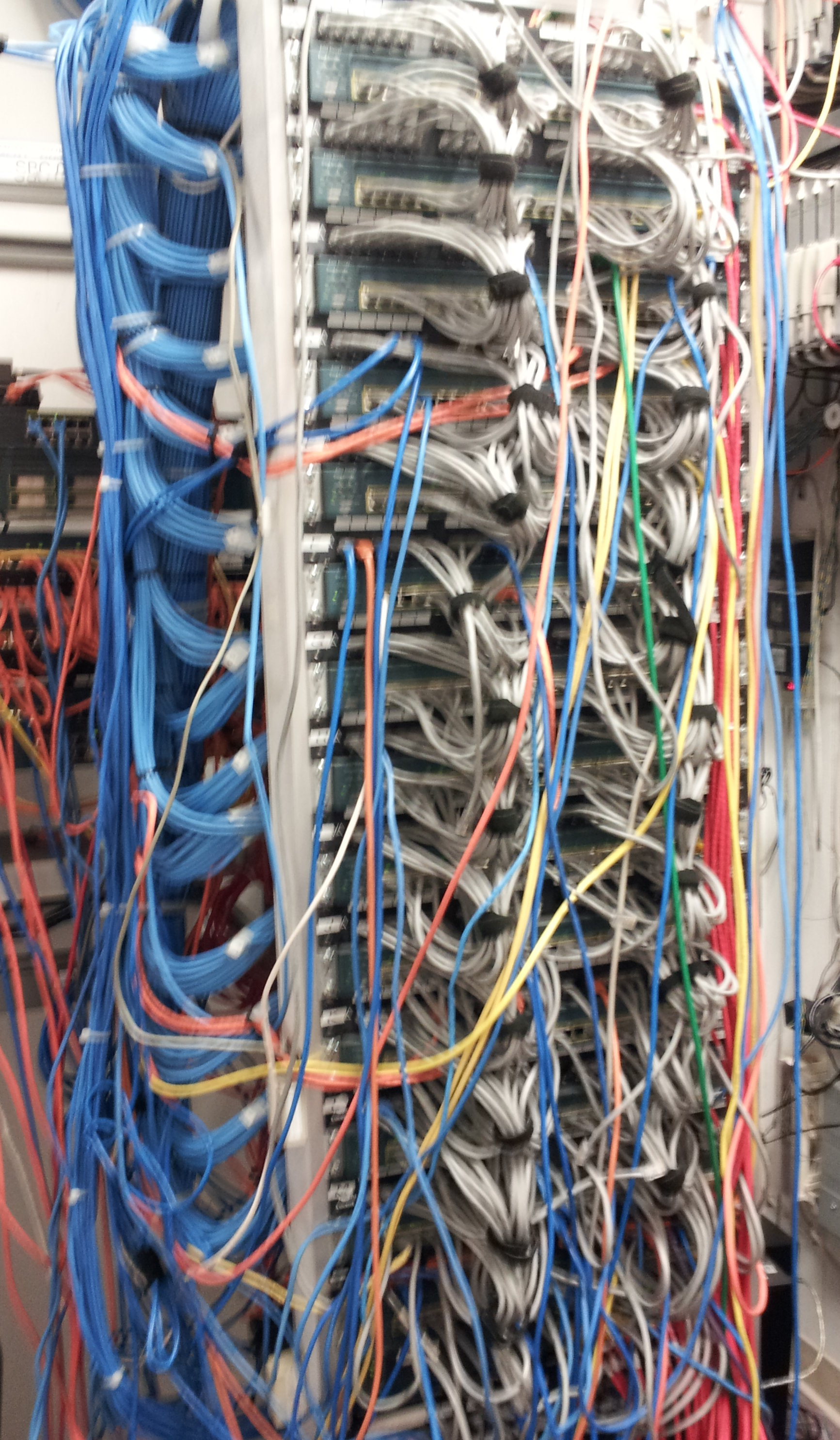 messy wiring closet wiring diagram 10 messy cable closets server rooms that desperately need help