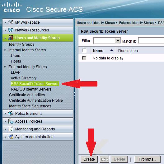Configuration Example - Cisco ACS 5 x i    - Cisco Community