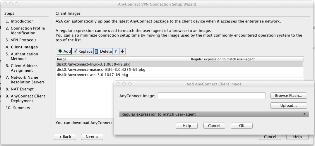 ASA Anyconnect IKEv2 configuration exam    - Cisco Community