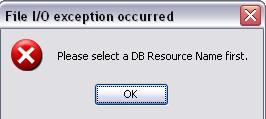 Please select a DB Resource Name.jpg