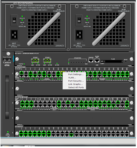 Lost Ablity To Change Vlan With Cna Aft Cisco Support