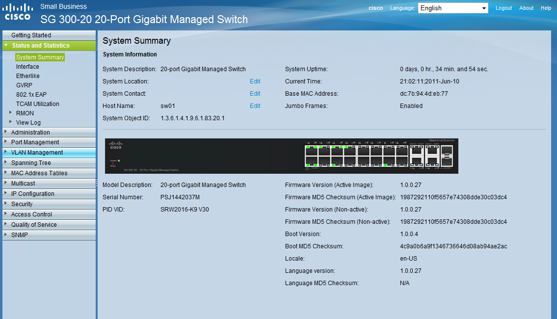 SG300 Optical Module did not Work - Cisco Community