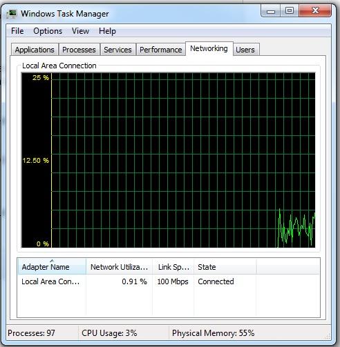 Slow file transfer, TCP windows size is    - Cisco Community