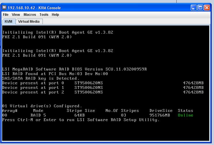 C220 M3 problem recognizing HDD disks - Cisco Community
