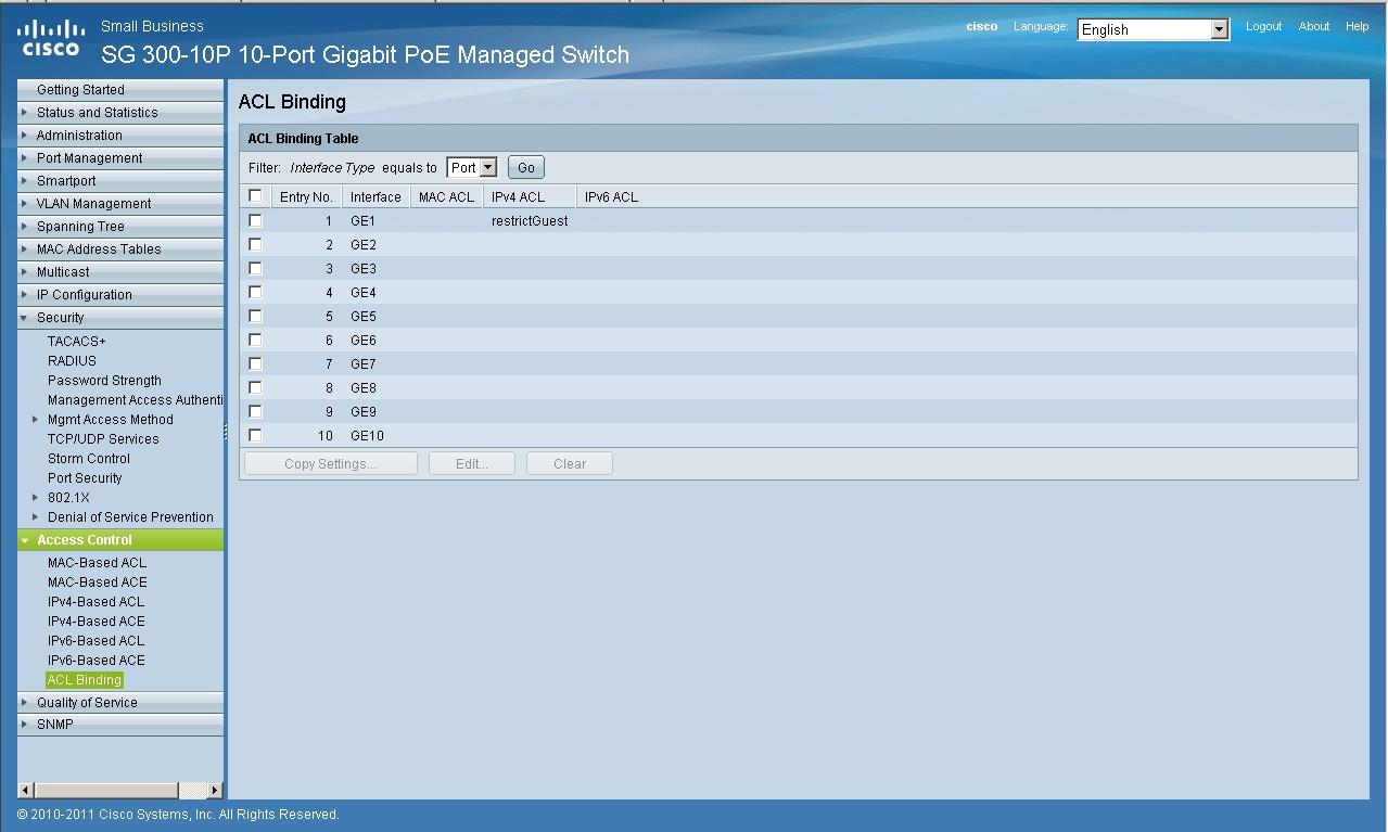 Enable Telnet in Cisco SF 300 - eehelp com