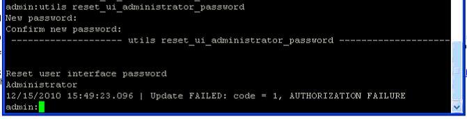 Unity Connection 2 x Account Locked! - Cisco Community