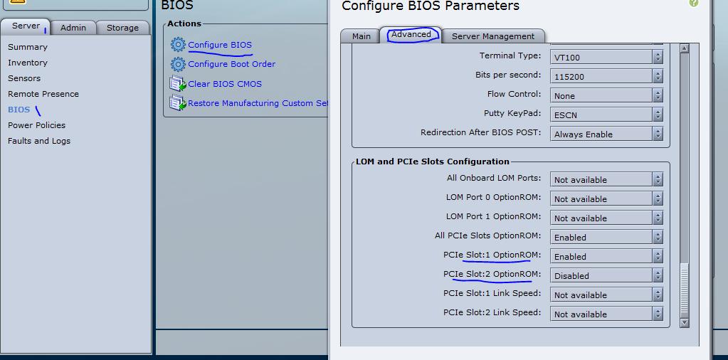 Solved: UCS C220 M3 Problem after installing ES    - Cisco Community