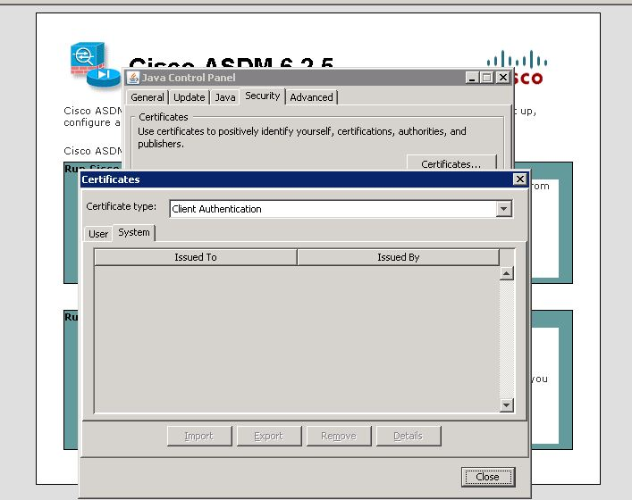 Solved: Certificate validation Failure please h    - Cisco Community