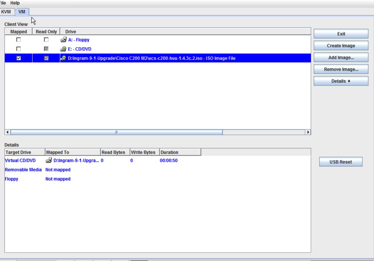 cisco ucs blade firmware upgrade procedure