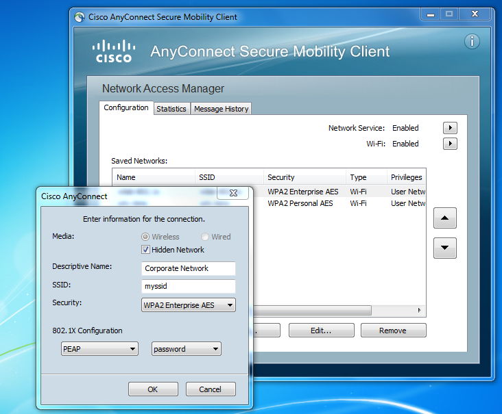 AnyConnect Secure Mobility Client 3 0:     - Cisco Community