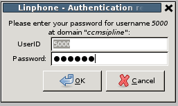 Solved: How to register LinPhone to CUCM 8 6 - Cisco Community