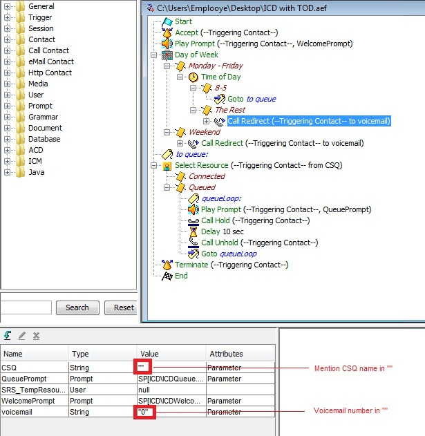 Solved: Time comparison in UCCX scripting - Cisco Community