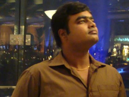 Akshaya Kumar Sankaran