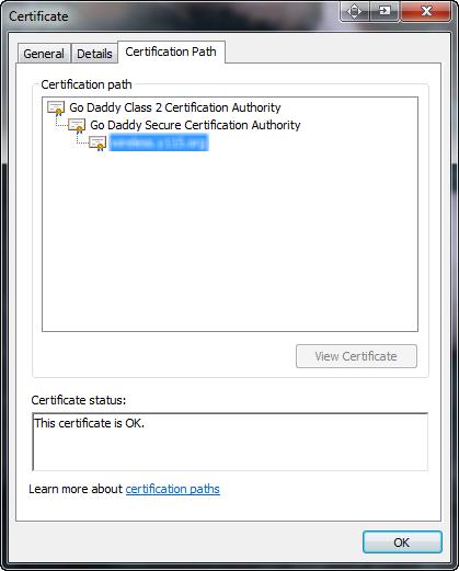 Solved: WLC2504 - GoDaddy.com certificate - Cisco Community